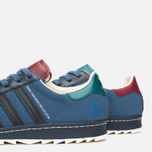 adidas Originals x GJO.E Superstar 80's Ripple Men's Sneakers Marin/Navy/Burgundy photo- 5