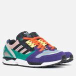 Мужские кроссовки adidas Originals ZX 8000 Dust Pearl/Black/Green фото- 1
