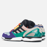 Мужские кроссовки adidas Originals ZX 8000 Dust Pearl/Black/Green фото- 2