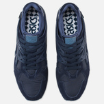 Мужские кроссовки ASICS Gel-Kayano Trainer Gore-Tex Navy фото- 4