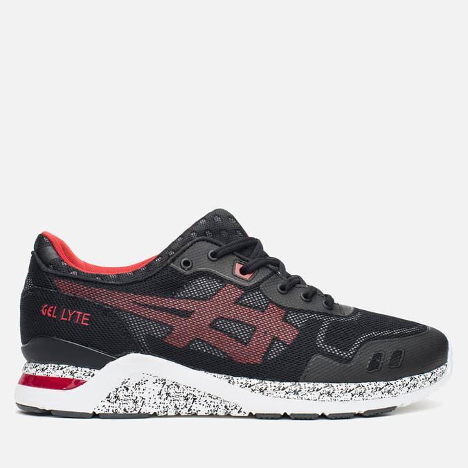 Мужские кроссовки ASICS Gel-Lyte III EVO Black/Red