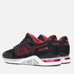Мужские кроссовки ASICS Gel-Lyte III EVO Black/Red фото- 2