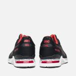 Мужские кроссовки ASICS Gel-Lyte III EVO Black/Red фото- 3