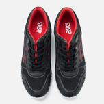 Мужские кроссовки ASICS Gel-Lyte III EVO Black/Red фото- 4