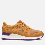 ASICS Gel-Lyte III Japan Textile Kimono Men's Sneakers Tan/Tan photo- 0