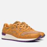ASICS Gel-Lyte III Japan Textile Kimono Men's Sneakers Tan/Tan photo- 1