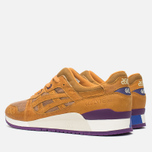 ASICS Gel-Lyte III Japan Textile Kimono Men's Sneakers Tan/Tan photo- 2