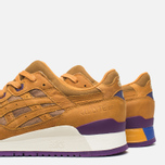 ASICS Gel-Lyte III Japan Textile Kimono Men's Sneakers Tan/Tan photo- 4