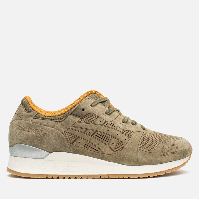ASICS Gel-Lyte III Laser Cut Pack Men's Sneakers Olive/Olive