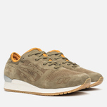 ASICS Gel-Lyte III Laser Cut Pack Men's Sneakers Olive/Olive photo- 1