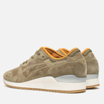 ASICS Gel-Lyte III Laser Cut Pack Men's Sneakers Olive/Olive photo- 2