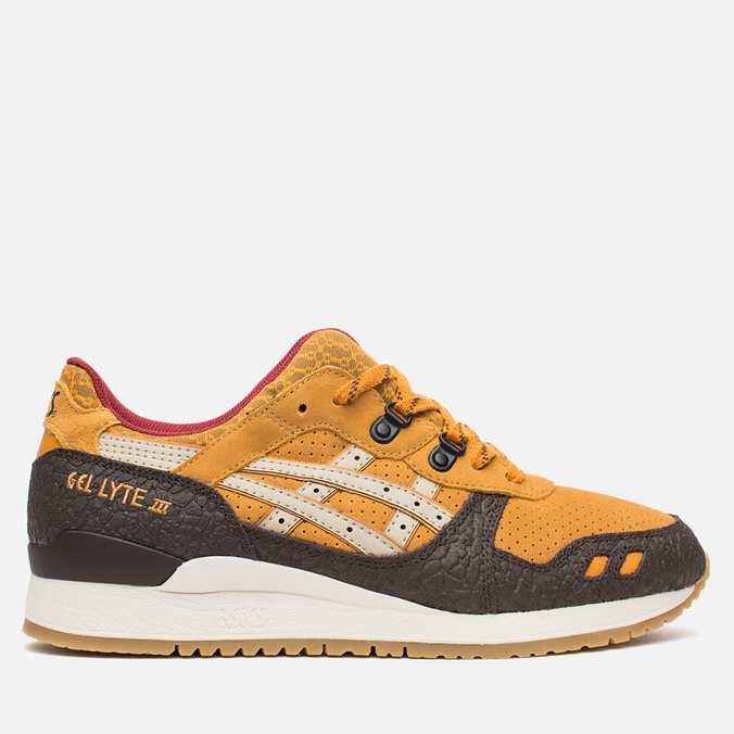 Мужские кроссовки ASICS Gel-Lyte III Workwear Pack Tan/Sand
