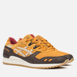 Мужские кроссовки ASICS Gel-Lyte III Workwear Pack Tan/Sand фото- 1