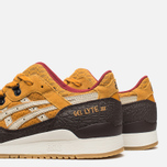 Мужские кроссовки ASICS Gel-Lyte III Workwear Pack Tan/Sand фото- 5