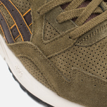 Мужские кроссовки ASICS Gel-Lyte V Olive/Dark Brown фото- 6