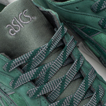 Мужские кроссовки ASICS Gel-Lyte V Premium Dark Green фото- 5