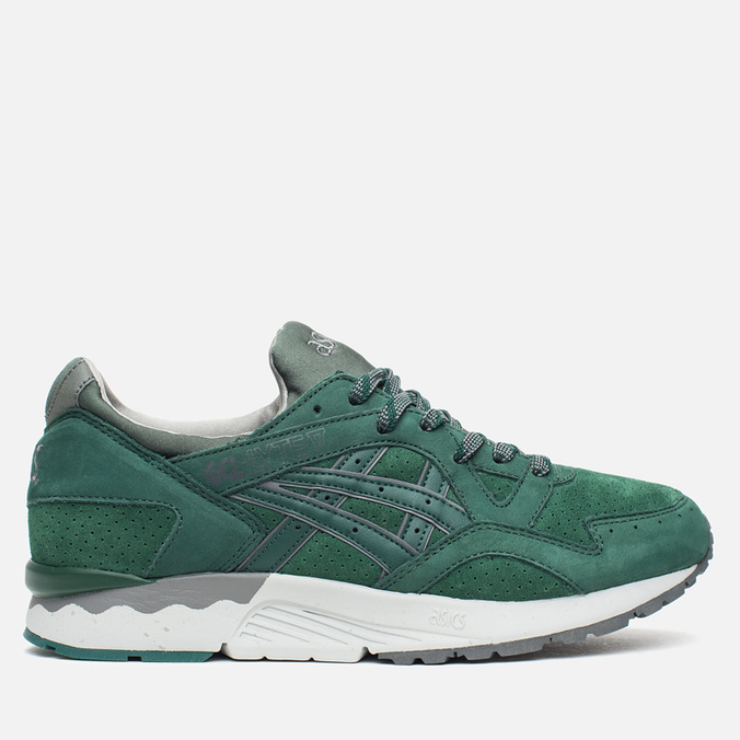 Мужские кроссовки ASICS Gel-Lyte V Premium Dark Green