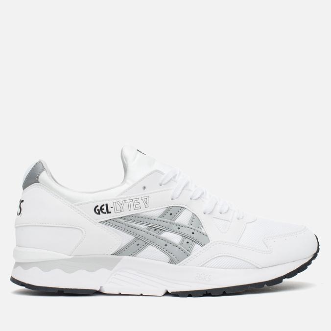 Мужские кроссовки ASICS Gel-Lyte V White Pack White/Light Grey