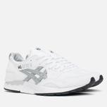 Мужские кроссовки ASICS Gel-Lyte V White Pack White/Light Grey фото- 1