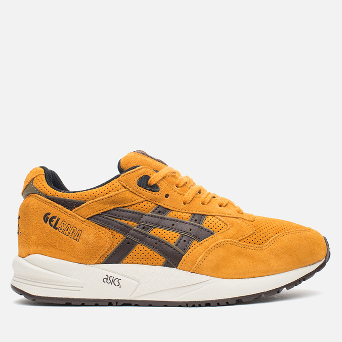 Мужские кроссовки ASICS Gel-Saga Bamboo Pack Tan/Dark Brown
