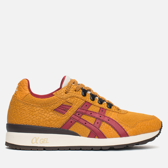 Мужские кроссовки ASICS GT-II Workwear Pack Tan/Burgundy