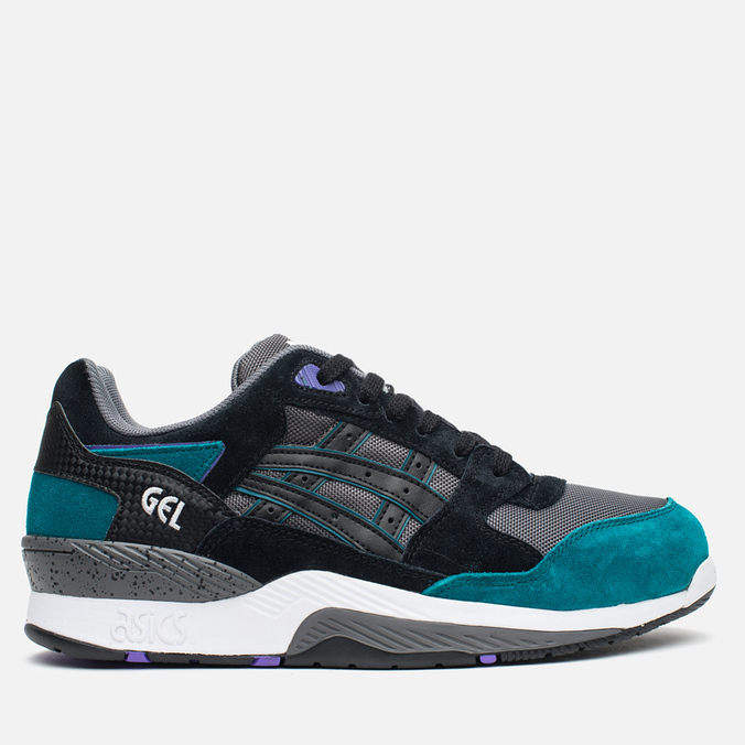 Мужские кроссовки ASICS GT-Quick Black/Shaded Spruce