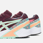 Мужские кроссовки ASICS x Overkill Gel-Sight Desert Rose Vineyard Wine/Brook Green фото- 7
