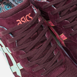 Мужские кроссовки ASICS x Overkill Gel-Sight Desert Rose Vineyard Wine/Brook Green фото- 5