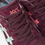 ASICS x Overkill Gel-Sight Desert Rose Men's Sneakers Vineyard Wine/Brook Green photo- 5
