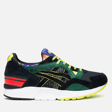 Мужские кроссовки ASICS x Whiz x Mita Recognize Gel-Lyte V Black/Green