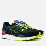Мужские кроссовки ASICS x Whiz x Mita Recognize Gel-Lyte V Black/Green фото- 1