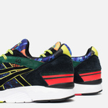 Мужские кроссовки ASICS x Whiz x Mita Recognize Gel-Lyte V Black/Green фото- 5