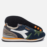 Мужские кроссовки Diadora Heritage Exodus Camo Blue Denim/Vineyard Green фото- 2