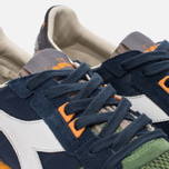 Мужские кроссовки Diadora Heritage Exodus Camo Blue Denim/Vineyard Green фото- 5