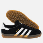 Кроссовки adidas Originals Gazelle Indoor Core Black/White/Gum фото- 2