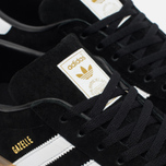 Кроссовки adidas Originals Gazelle Indoor Core Black/White/Gum фото- 5