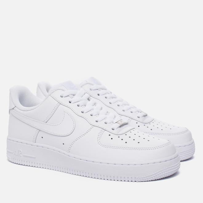 Мужские кроссовки Nike Air Force 1 '07 White