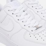 Мужские кроссовки Nike Air Force 1 '07 White фото- 4
