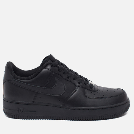 Nike Air Force 1 Men's Sneakers Black