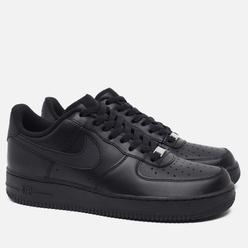 Мужские кроссовки Nike Air Force 1 '07 Black