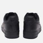Мужские кроссовки Nike Air Force 1 Black фото- 3