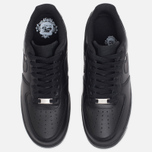 Мужские кроссовки Nike Air Force 1 Black фото- 4