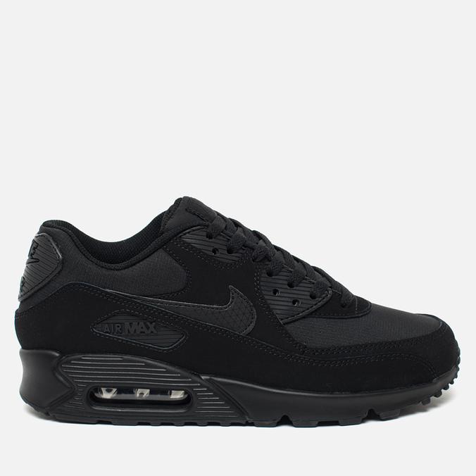 Мужские кроссовки Nike Air Max 90 Essential Black