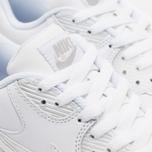 Мужские кроссовки Nike Air Max 90 Leather White фото- 5