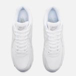 Мужские кроссовки Nike Air Max 90 Leather White фото- 4