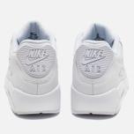 Мужские кроссовки Nike Air Max 90 Leather White фото- 3