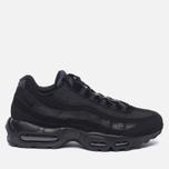 Мужские кроссовки Nike Air Max 95 Black/Anthracite фото- 0