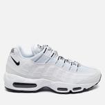 Мужские кроссовки Nike Air Max 95 White/Black фото- 0