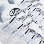 Nike Air Max 95 Men's Sneakers White/Black photo- 3