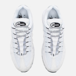 Мужские кроссовки Nike Air Max 95 White/Black фото- 4